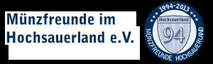Münzfreunde im Hochsauerland e.V.