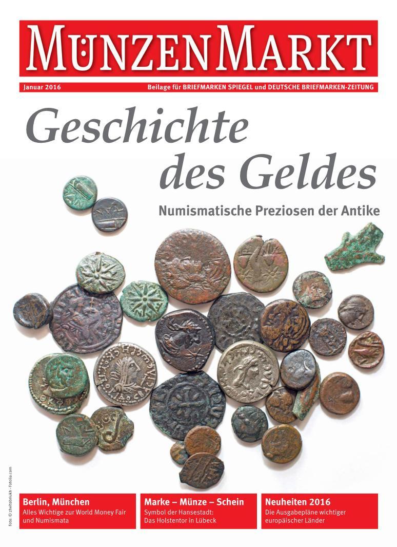 Münzenmarkt Ausgabe 17